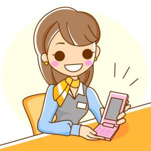 【研修期間充実】キャリアショップカウンター募集!【正社員制度あり】